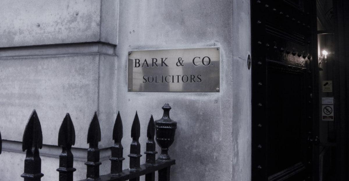 Top Expert Criminal Defence Solicitors _ Bark & Co Lawyers _ Best London Law Firm - 14 New Bridge Street - London - EC4V 6AG
